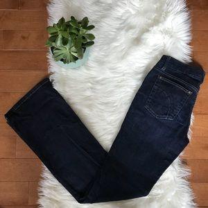 Joe's Jeans   Dark Wash Boot Cut Muse Fit Jeans